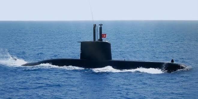 La Turquie teste un missile domestique depuis un sous-marin