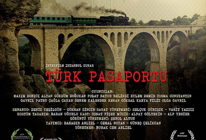"""""""Le Passeport Turc"""" ou comment des diplomates turcs ont sauvé des Juifs"""