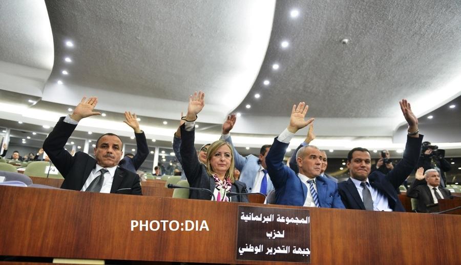 Des députés algériens lancent une campagne pour un million de signatures criminalisant la colonisation française