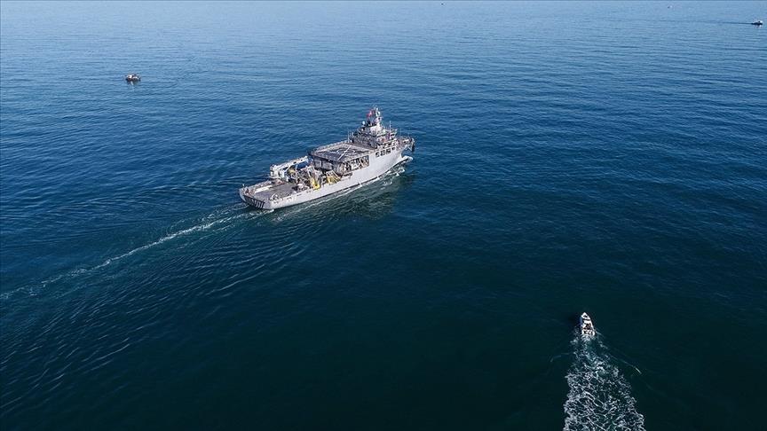 Des jets grecs menacent un navire turc en Mer Egée