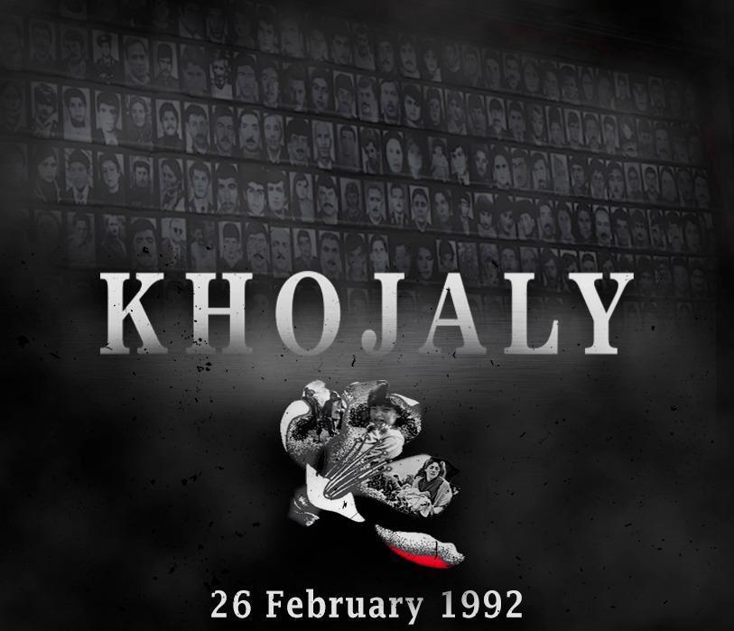 Plus jamais de Khodjaly !