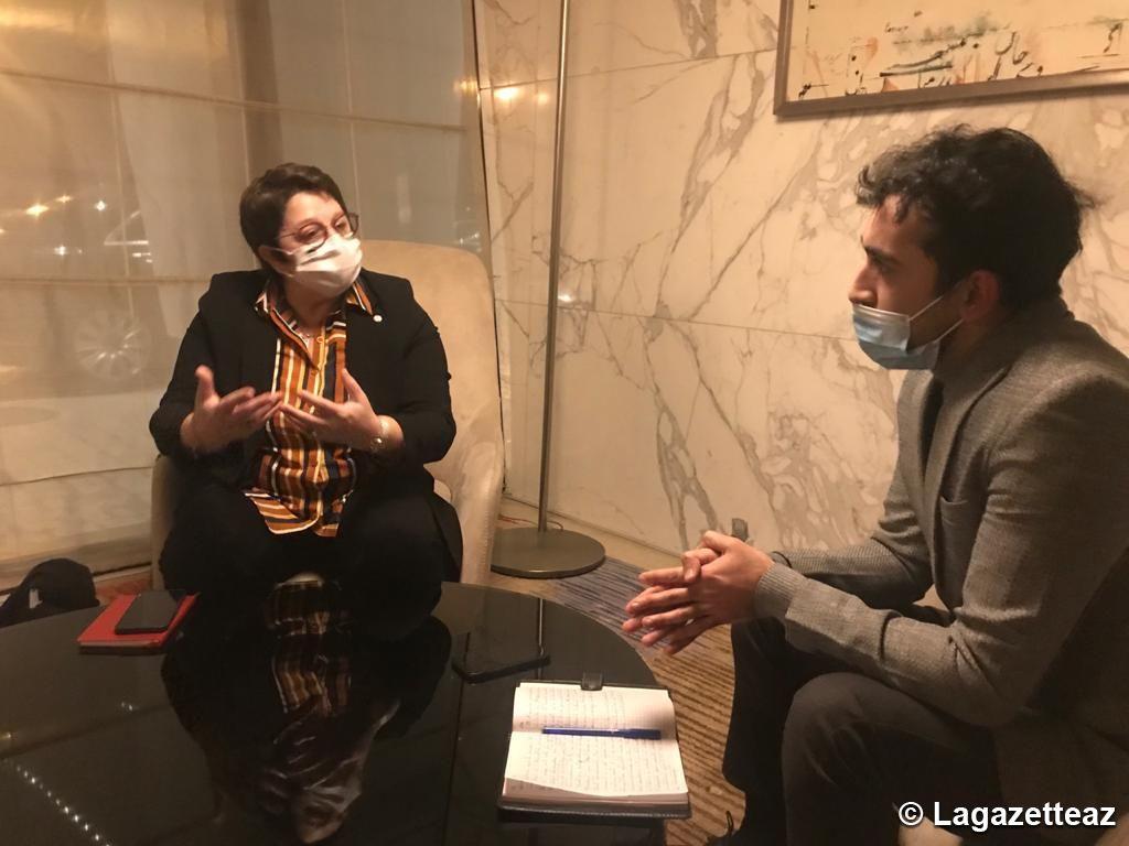 Interview exclusive de Carole Bureau-Bonnard