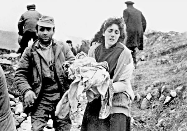 Commémoration du massacre de Khodjaly du 26 février 1992 par le Dr. Pat Walsh