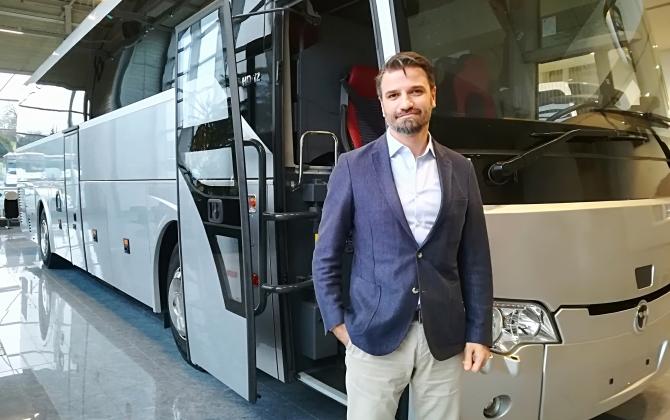 """Serkan Uzunay (Temsa France) : """"Nos bus électriques seront prêts à être commandés au deuxième trimestre"""""""