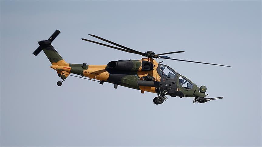 Ankara exporte ses T129 vers le Pakistan