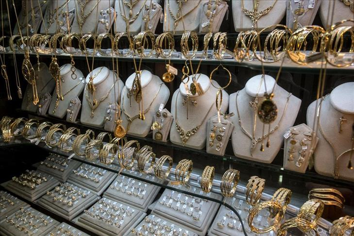 Prix de l'or en baisse en Turquie