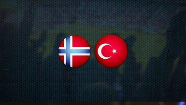 Encore impressionnante face à la Norvège, la Turquie prend les commandes du groupe G