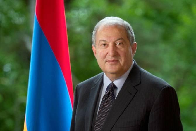 Armen Sarkissian appelle le gouvernement à rendre le don de 100 millions de dollars au Fonds « Hayastan »