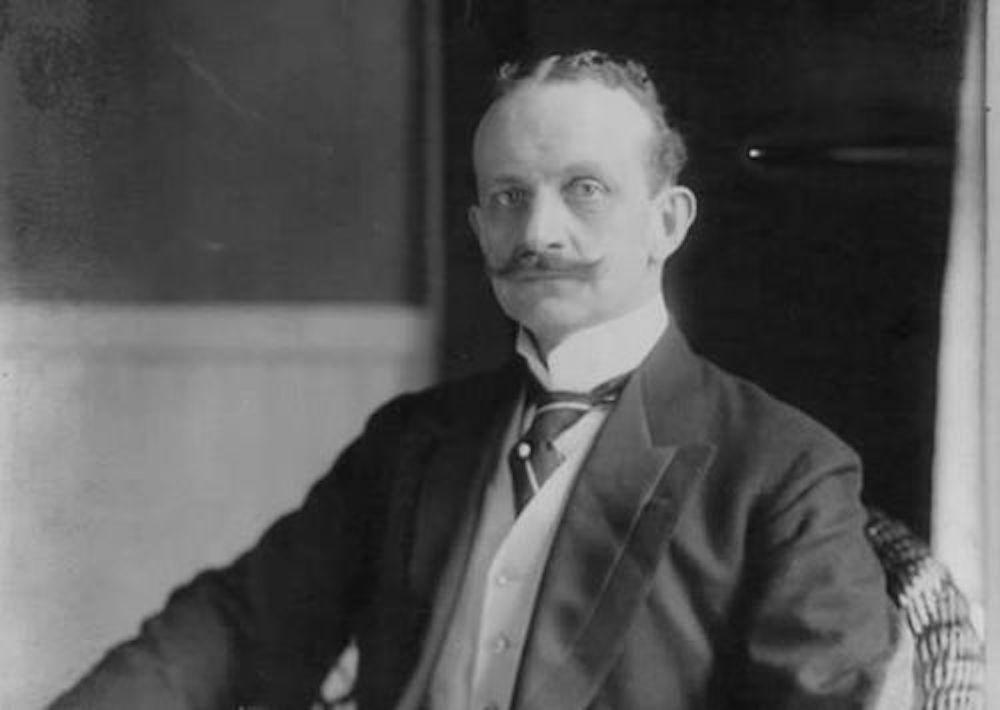 Le comte Johann Heinrich von Bernstorff et les Arméniens