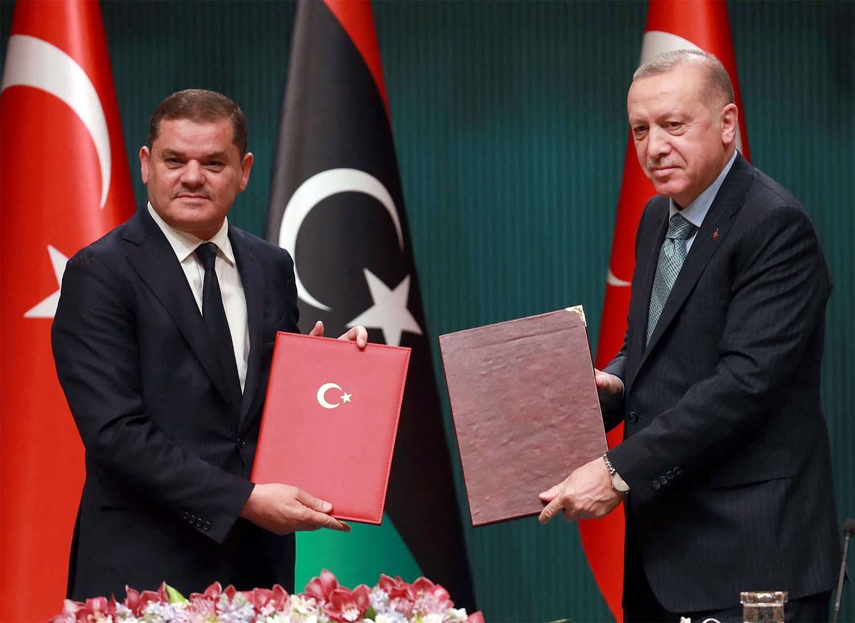La Turquie et la Libye réengagent un accord controversé sur les frontières maritimes