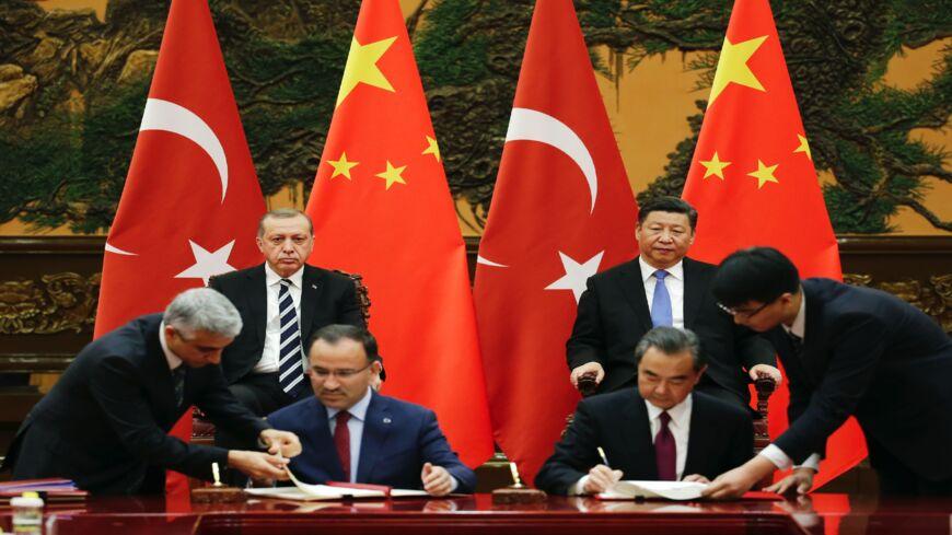 La Chine occupe une place importante dans le projet controversé de voie navigable de la Turquie