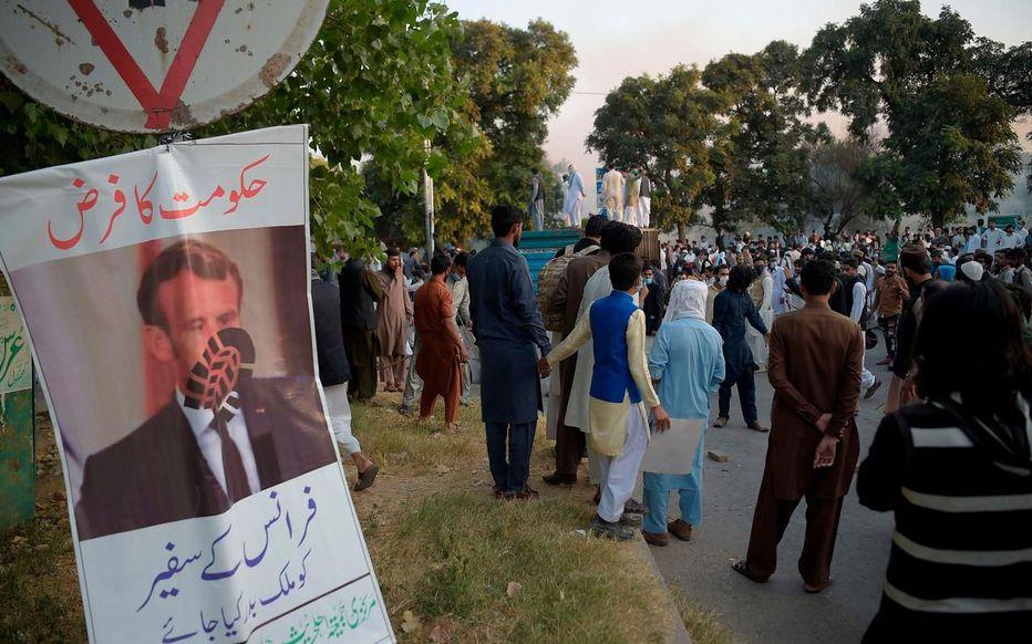 La France recommande à ses ressortissants de quitter le Pakistan, en proie à des violences