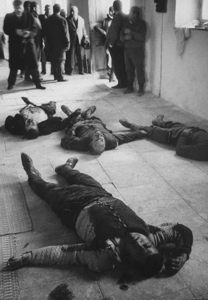 Atrocités commise par les Chypriotes grecs