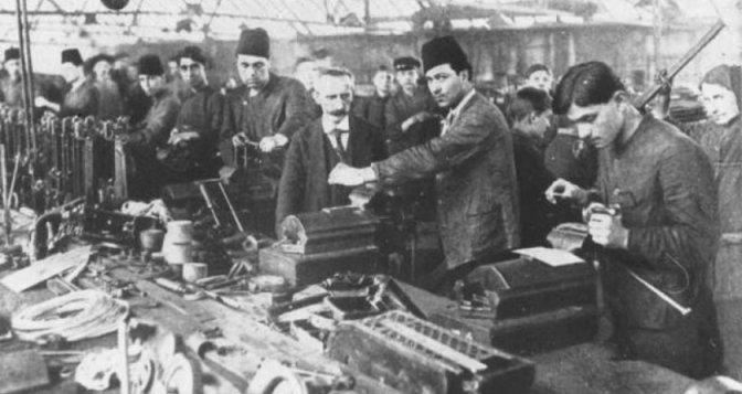 Le nationalisme économique et les minorités non-musulmanes dans l'Empire ottoman : un point de vue allemand