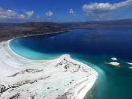 Turquie : un lac unique au monde menacé par sa...