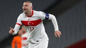 Christophe Galtier et le très sanguin Burak Yilmaz