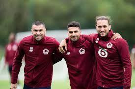 Grâce à ses Turcs, Yilmaz et Celik, le LOSC a repris les commandes du Championnat.