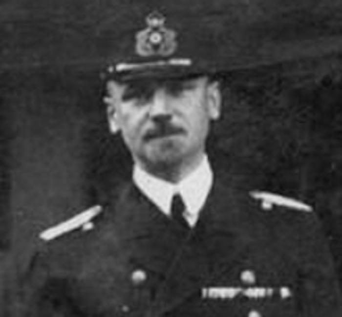 Le capitaine Hans Humann et les Arméniens