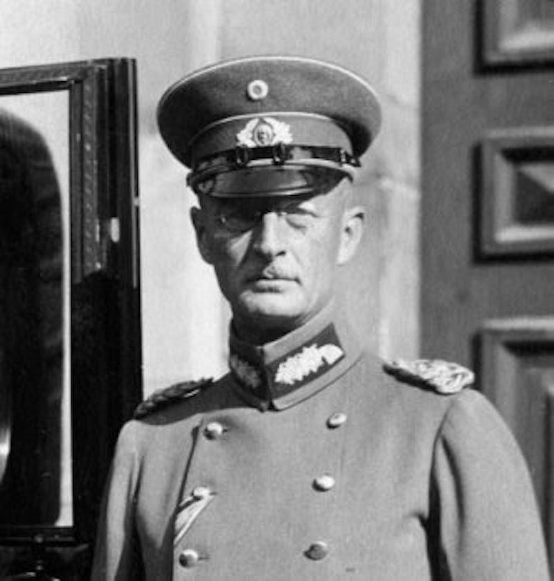 Le général Otto von Lossow et les Arméniens