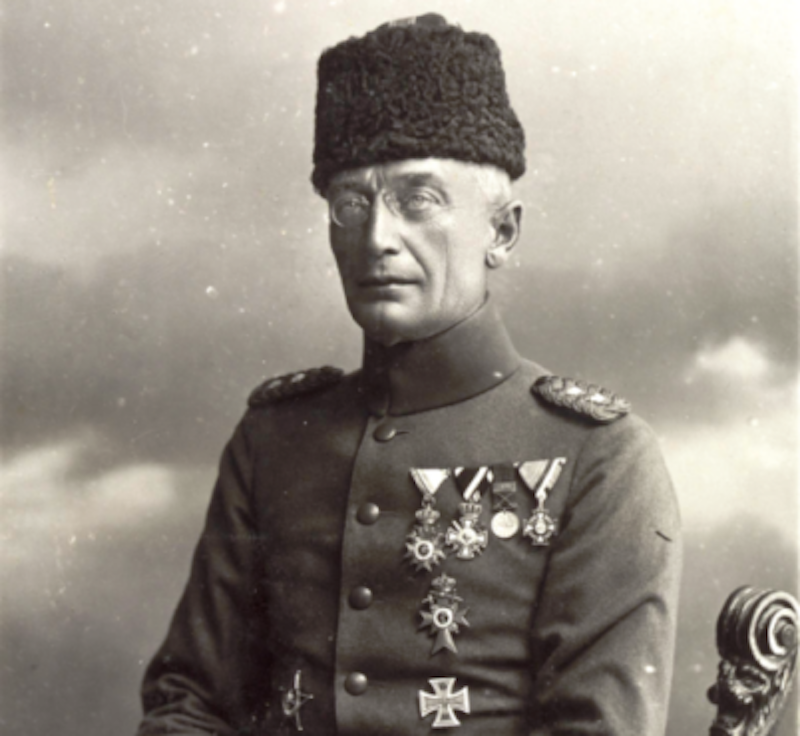 Le général Friedrich Kress von Kressenstein et les Arméniens