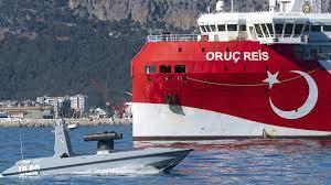 Turquie : Un drone naval performant