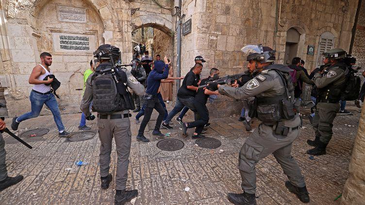 Jérusalem-Est : Amnesty International condamne un « usage illégal de la force » par Israël