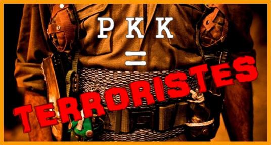 Deux membres de l'organisation terroriste séparatiste PKK neutralisés dans le nord de l'Irak.