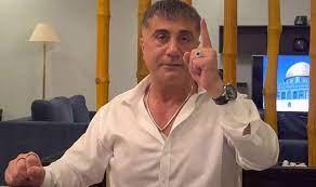 l'Ex-chef mafieux Sedat Peker accuse à nouveau