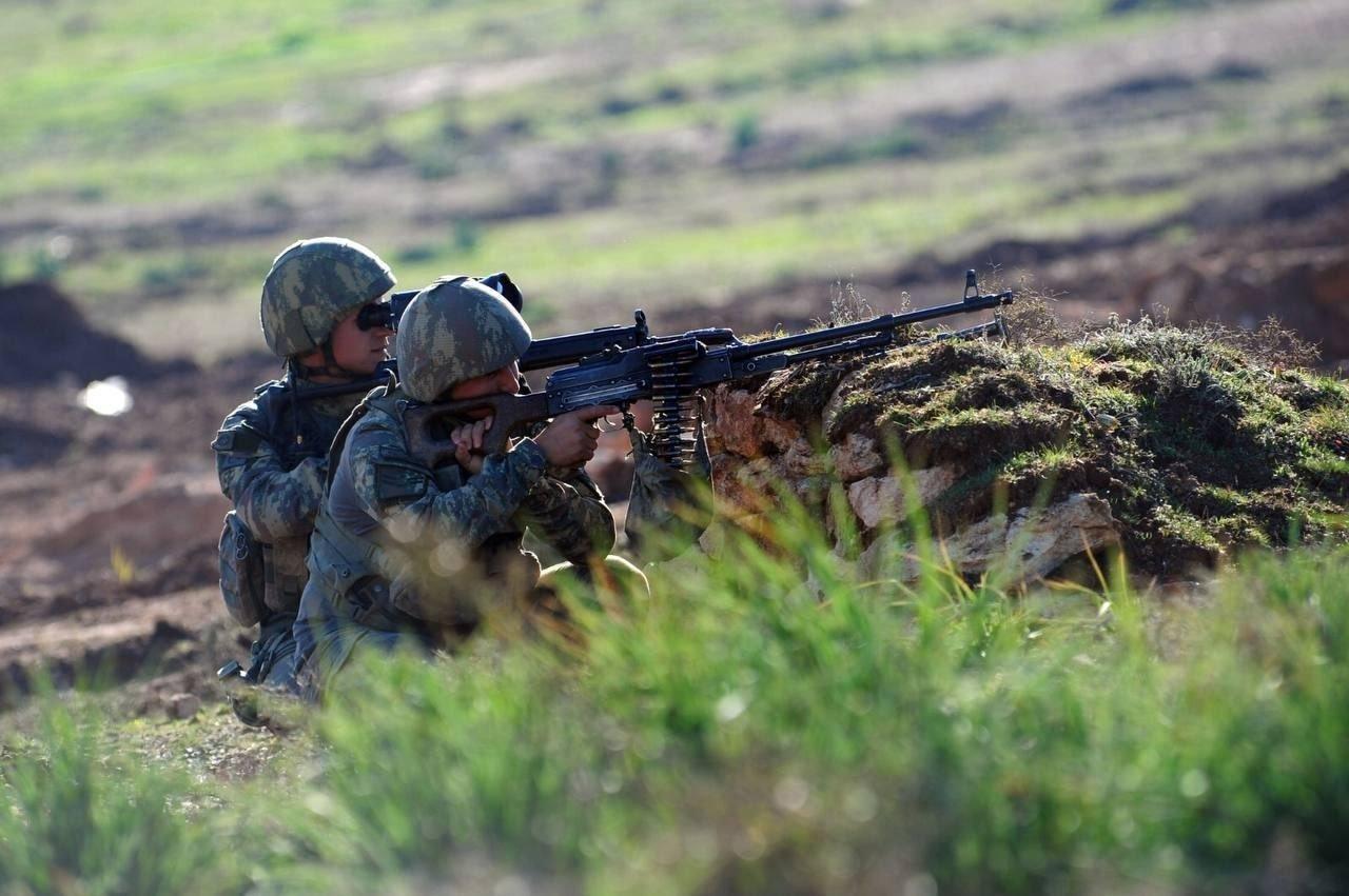 La Turquie neutralise 11 terroristes du PKK