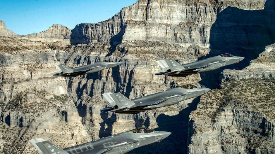 Les États-Unis ont prévu d'arrêter la coopération des F-35 d'ici 2022 en Turquie