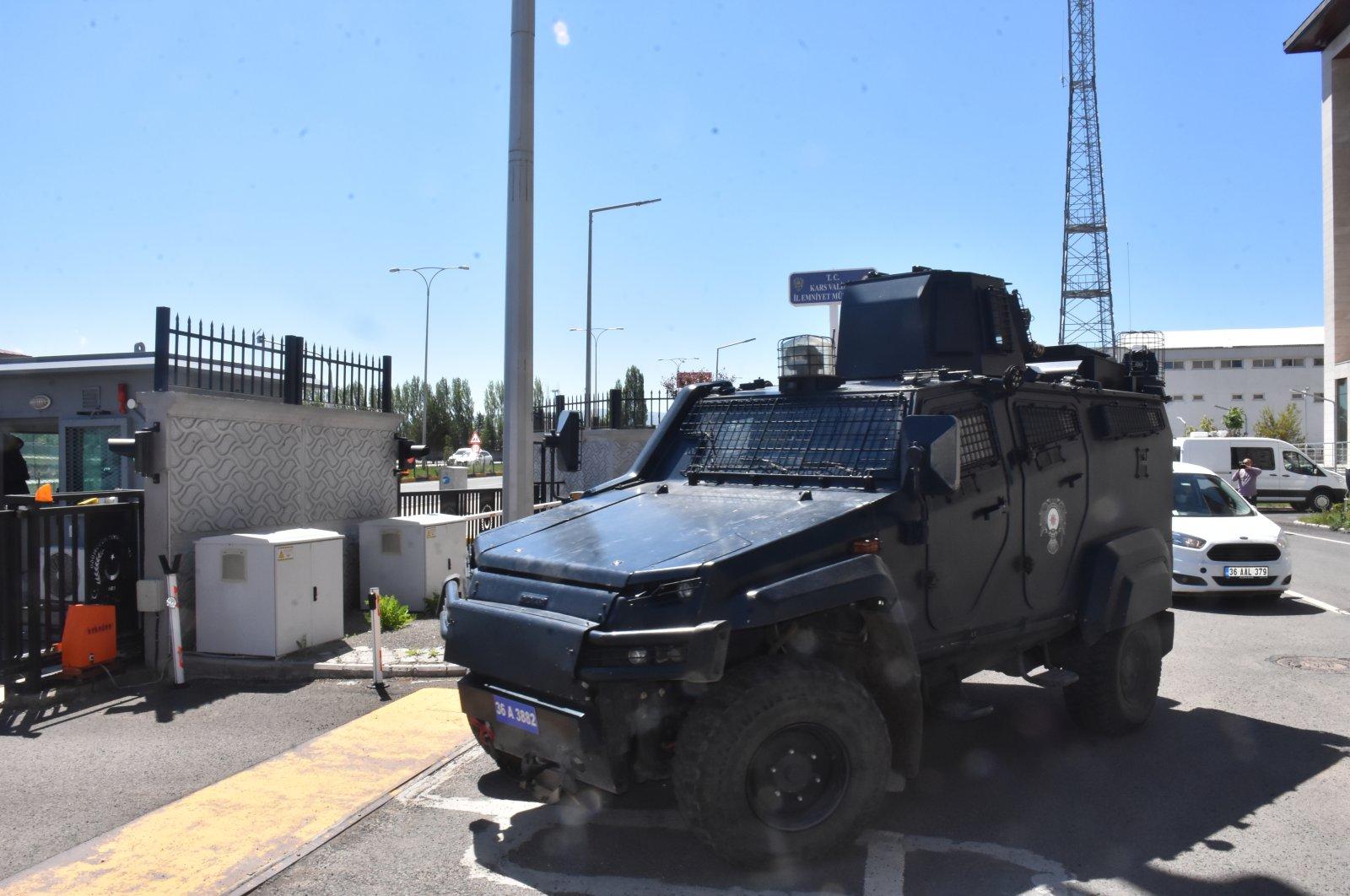 La Turquie neutralise 2 terroristes du PKK qui tentent d'entrer illégalement depuis la Syrie