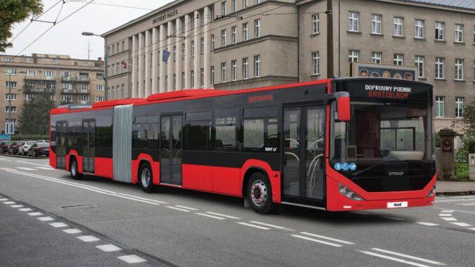 La principale marque turque Otokar exportera des bus vers la Slovaquie