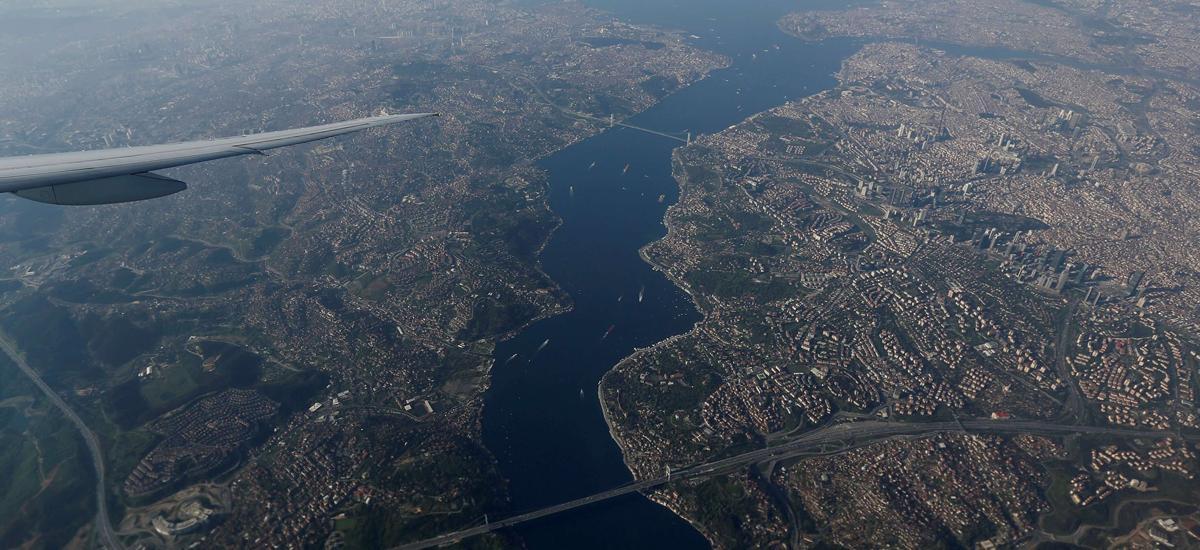Les bases du canal Istanbul doivent être posées d'ici la fin du mois de juin, selon Erdoğan