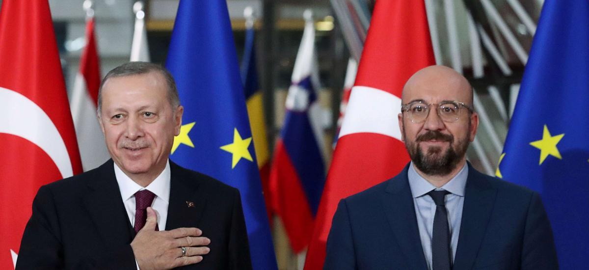 Michel de l'UE : tous les outils sur la table pour la Turquie