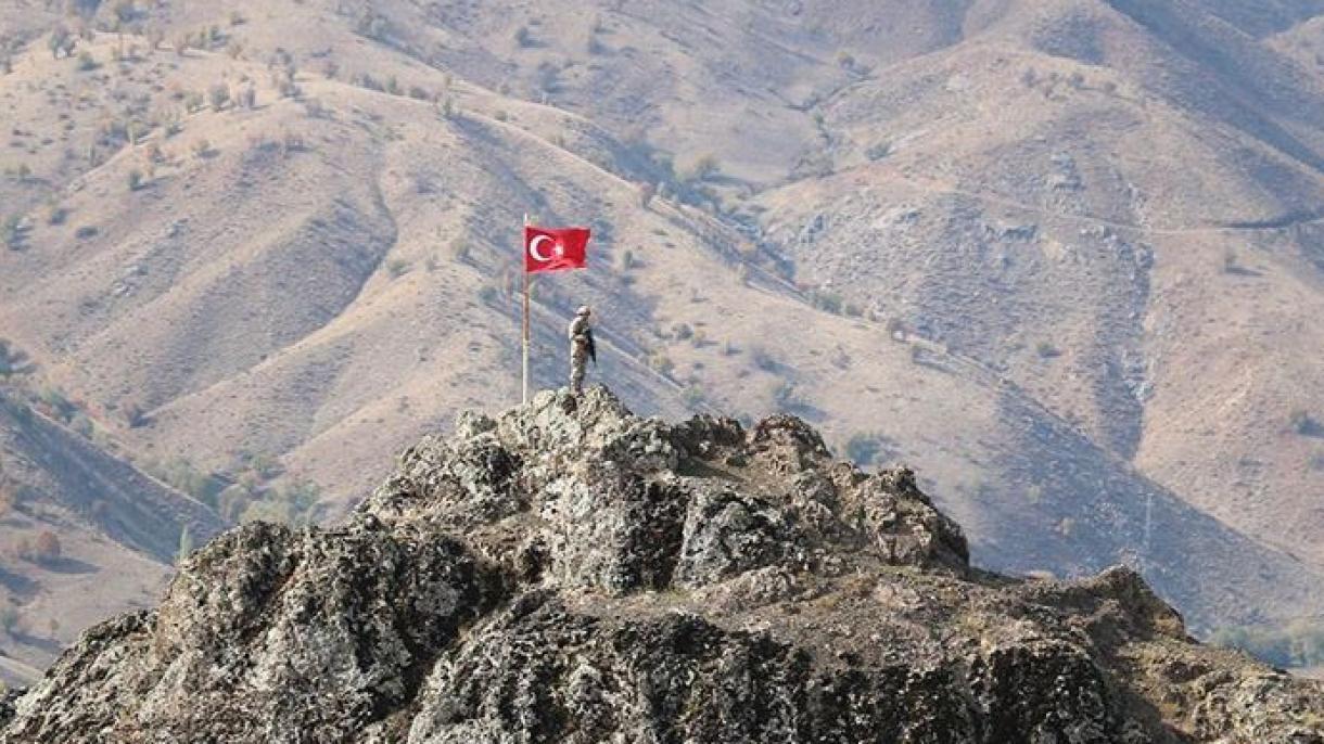La Turquie neutralise 8 terroristes du PKK dans le nord de l'Irak