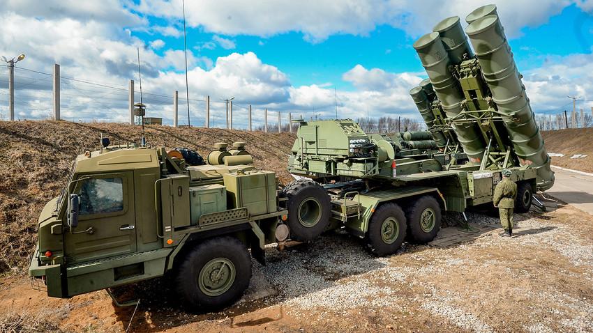 « Inacceptable » de demander à la Turquie de mettre au rebut le S-400 de la Russie