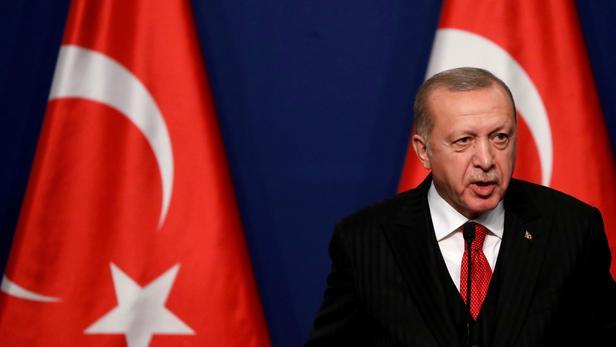 """Recep Tayyip Erdogan annoncera vendredi une """"bonne nouvelle'' sur les réserves de gaz de la mer Noire"""