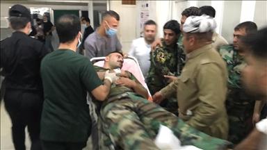 Cinq membres d'une force de sécurité kurde tués dans une attaque menée par le PKK en Irak