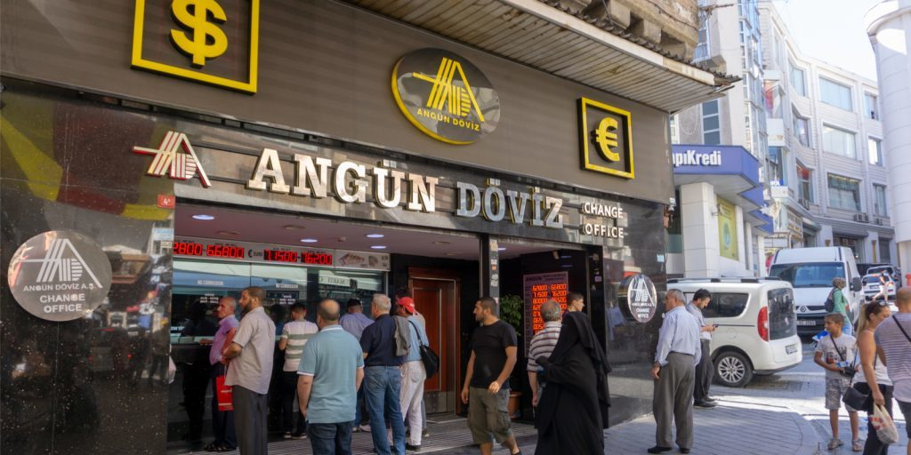 Les crypto-monnaies gagnent du terrain en Turquie