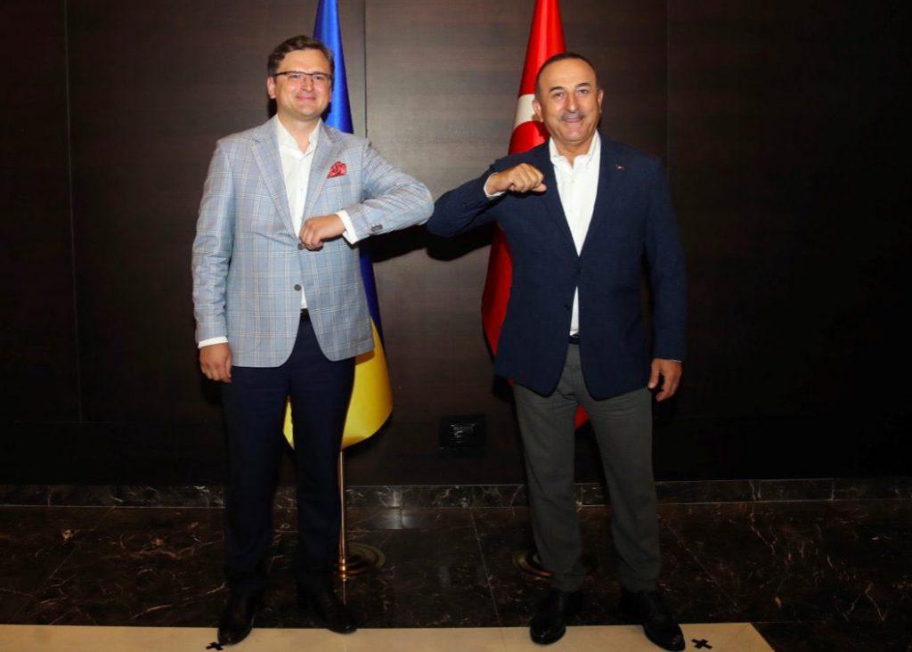 Le ministre ukrainien des Affaires étrangères achèvera sa visite en Turquie