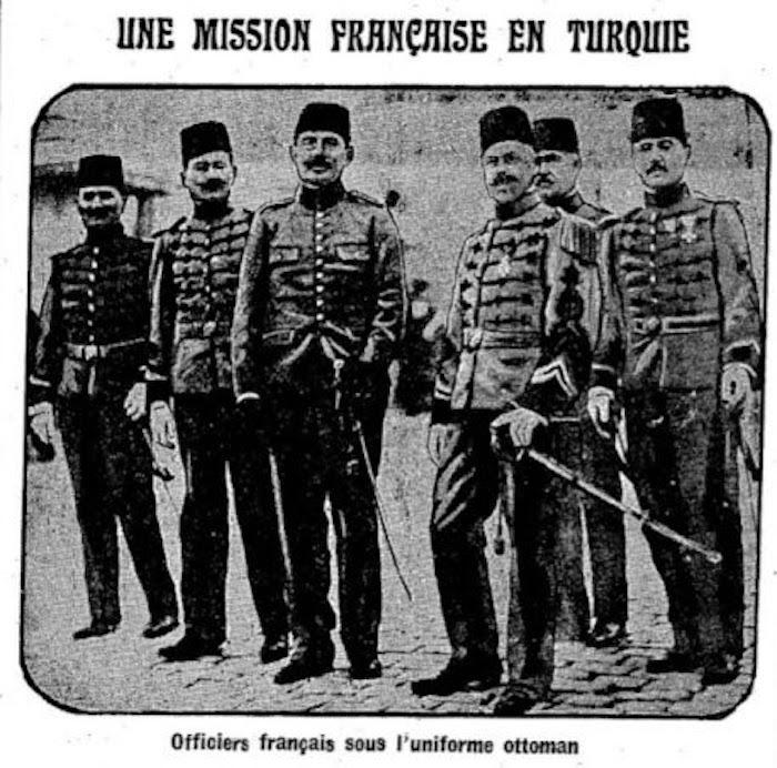 """""""Génocide arménien"""" : le rôle de la gendarmerie ottomane"""