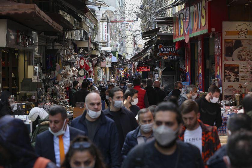11 % de la population turque est à la retraite