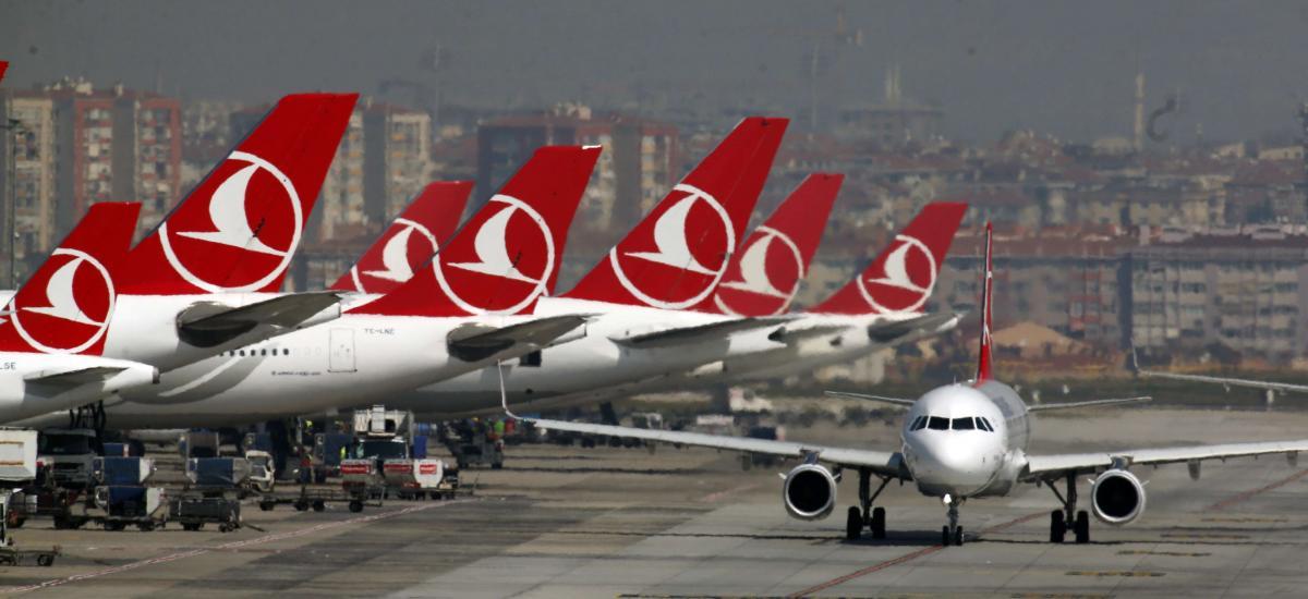 La Turquie interdit les vols en provenance de six pays sur les variantes du COVID-19