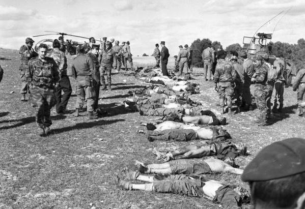 Le génocide algérien reconnu par la province turque d'Edirne