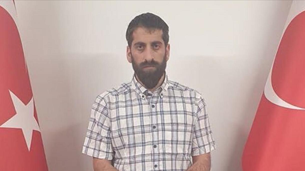 Les Services Renseignements turcs arrêtent un terroriste du PKK recherché par un bulletin rouge