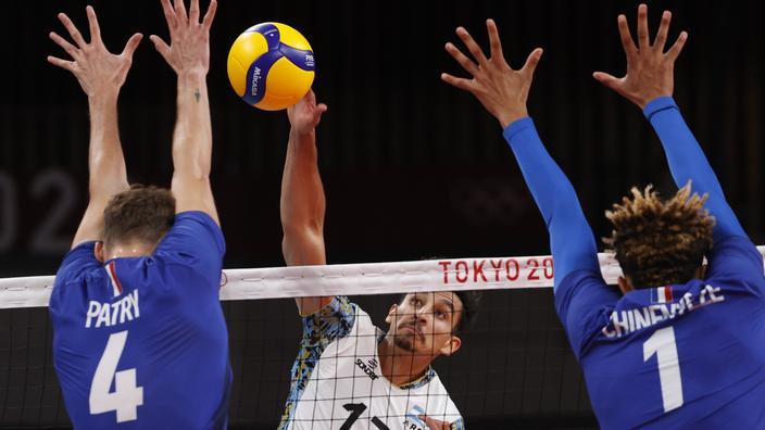 JO : Tombeuse de l'Argentine, la France disputera sa première finale olympique de volley contre la Russie