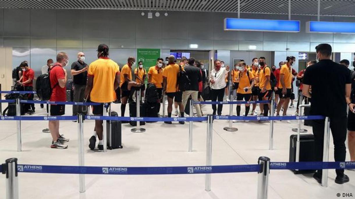 Ankara critique le traitement réservé par les autorités grecques à l'équipe de Galatasaray