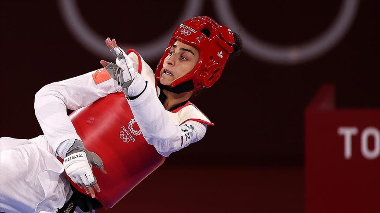 JO Tokyo / Taekwondo : La Turque Hatice Kübra Ilgün remporte la médaille de bronze
