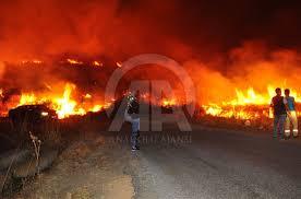 La région d'Antalya touchée par plusieurs feux de forêt