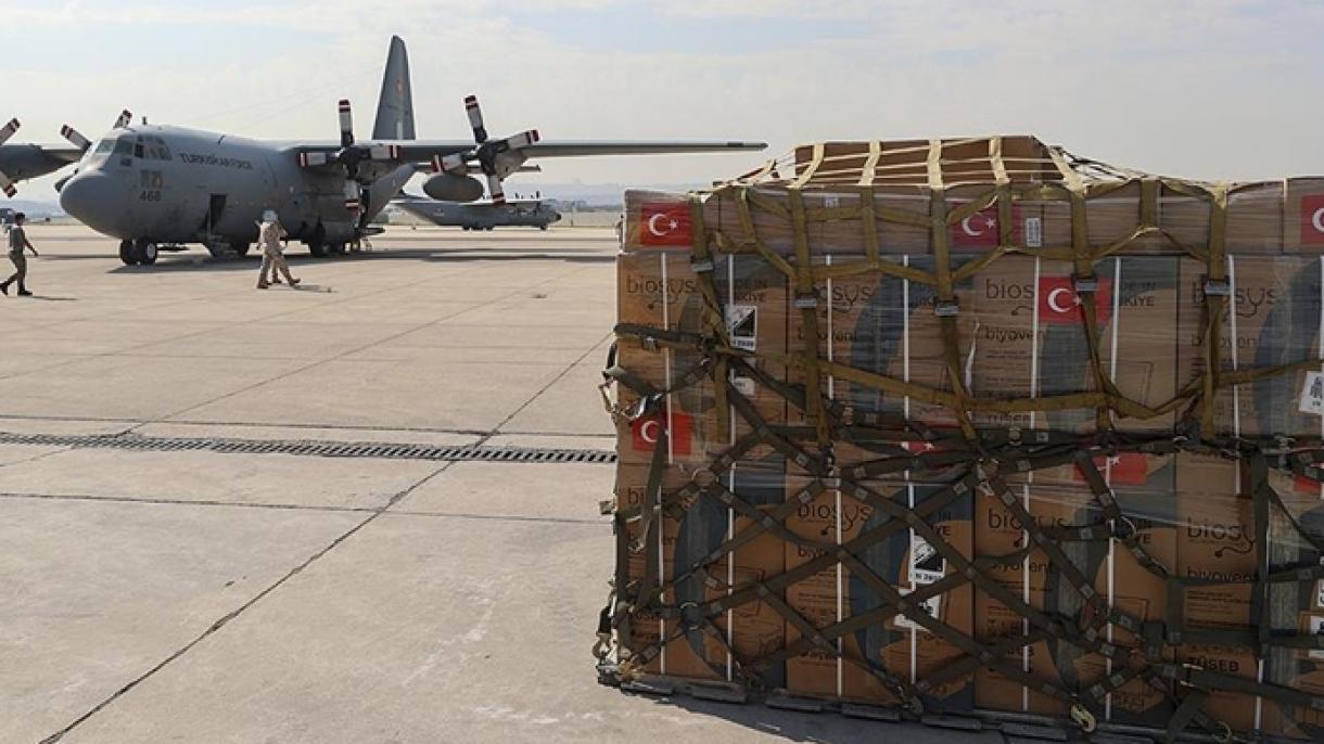 Covid-19 : la Turquie fournit une aide médicale à la Tunisie